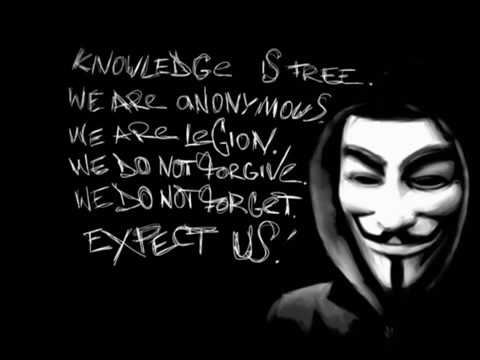 Anonymous Rap - Hackers