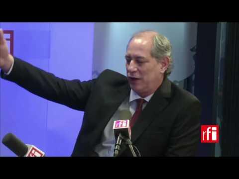 CIRO GOMES (14/04/2017) Entrevista à Radio France Internationale (RFI)