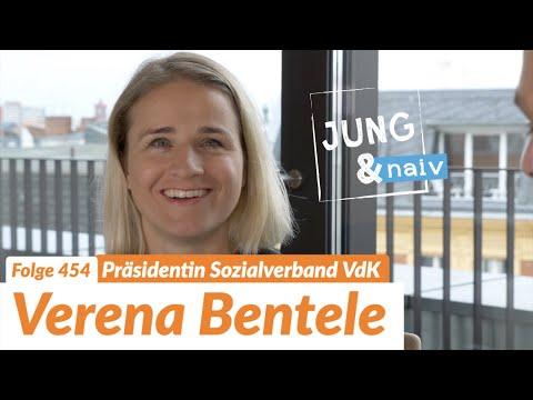Verena Bentele, Präsidentin Sozialverband VdK - Jung & Naiv: Folge 454