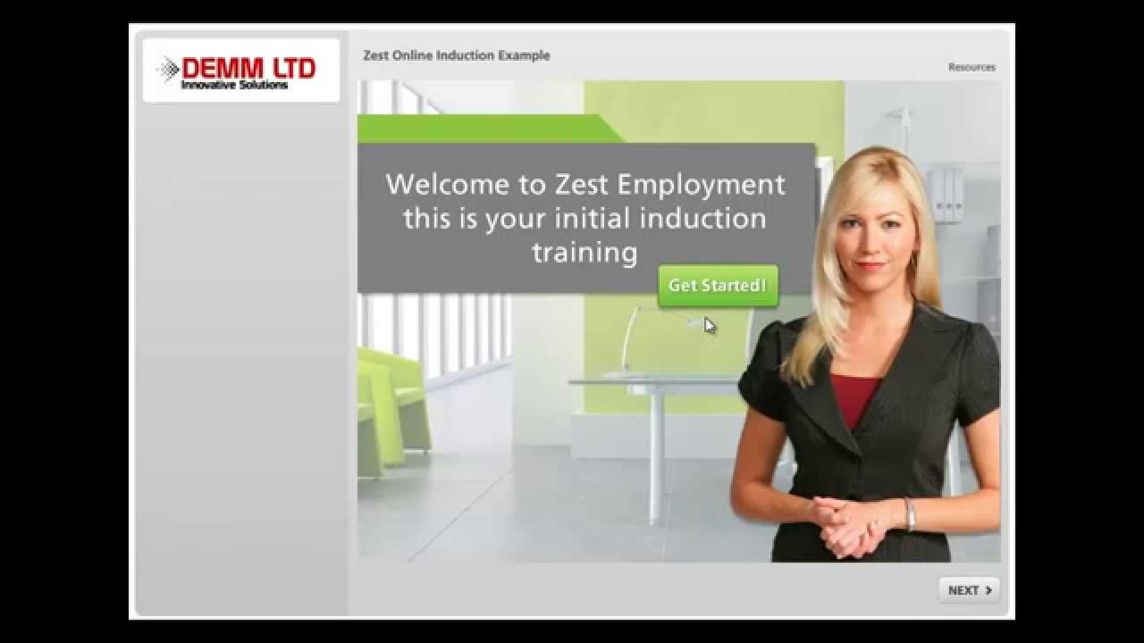 How to create a Staff Induction Programme with Articulate - YouTube