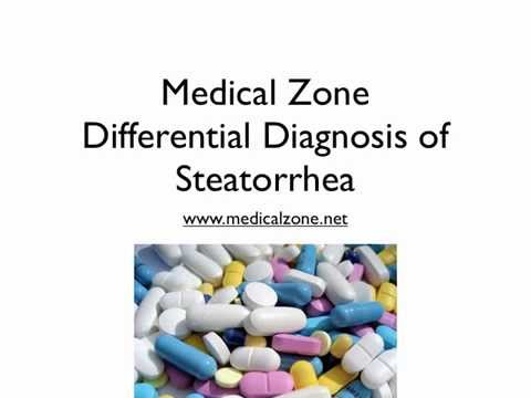 Medical Zone   Differential Diagnosis of Steatorrhea