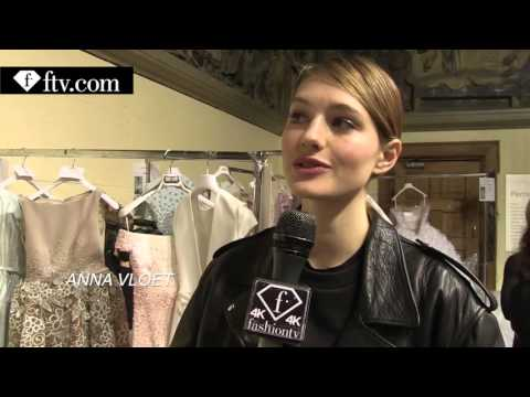 Georges Hobeika Backstage Paris Couture Fashion Week FashionTV