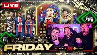 FIFA 21: XXL Black Friday Pack Opening ESKALATION 🔥 ft TisiSchubech