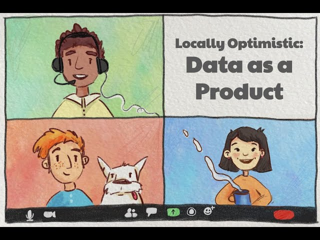 Locally Optimistic Meetup - Data as a Product