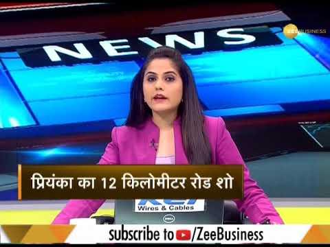 Priyanka Gandhi kicks off campaign in Uttar Pradesh's Lucknow