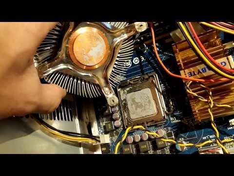 Как почистить комп от пыли в домашних условиях видео