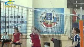 Новости спорта. Открытый турнир по волейболу в СК