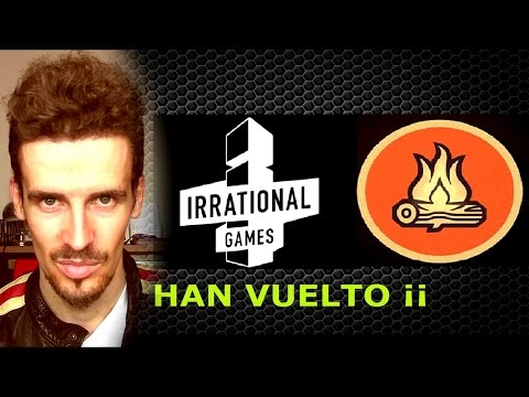 IRRATIONAL GAMES HA VUELTO ( GHOST STORY GAMES) - BIOSHOCK