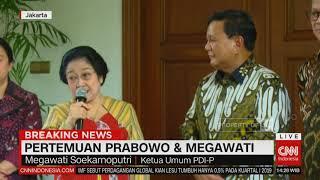 Megawati Soal Menu Spesial untuk Menyambut Prabowo: Nasi Goreng Saya Enak, Katanya