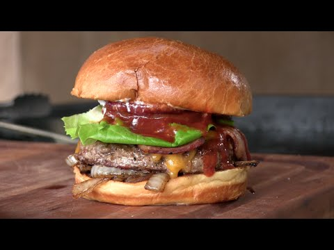 Aussie Burger Recipe!