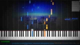 Owl City - Fireflies [Piano] (Re-upload)