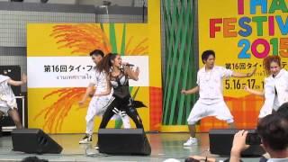 Ktatae Kratai @THAI FESTIVAL Tokyo 2015.5.16
