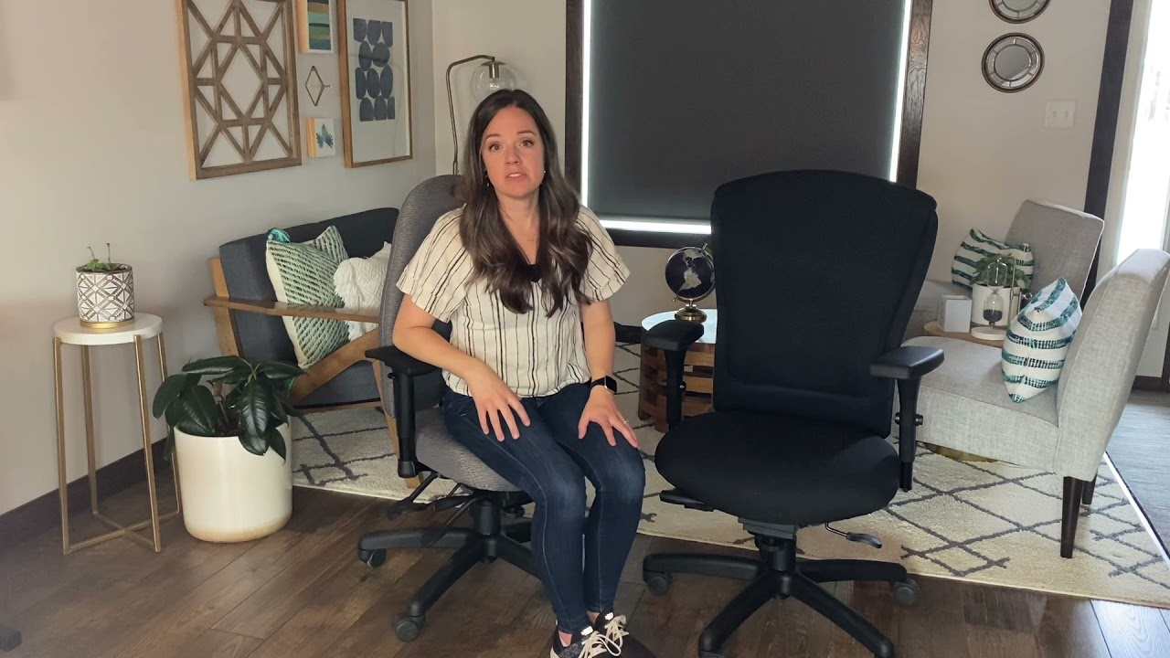 Office Chair Back Rest Positioning and Ergonomic Tips