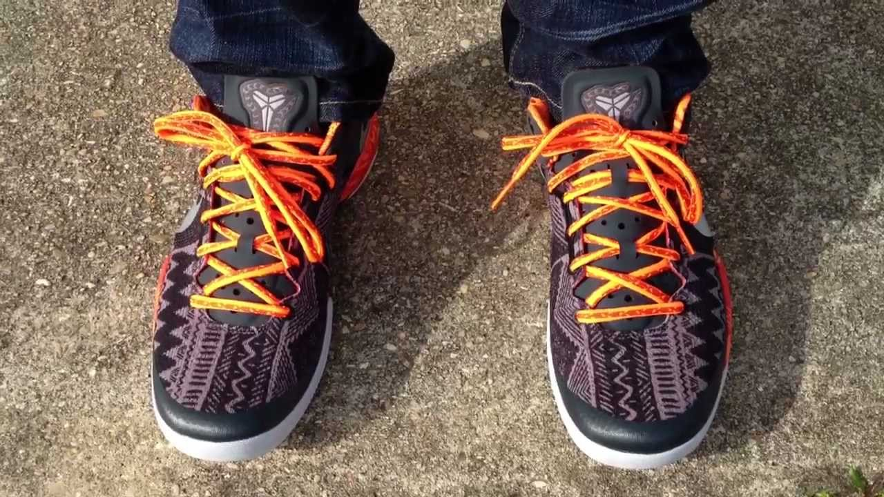 1e2c743efa23 Nike Kobe 8 System