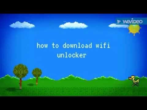 How To Download Wifi Unlocker + Link(NO ROOT)
