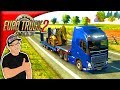 Euro Truck Simulator 2 Trade Connection Event #1