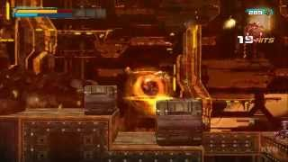 A.R.E.S. Extinction Agenda EX Gameplay (PC HD) [1080p]