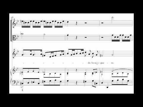 Vivaldi - Agitata infidu flatu (score)