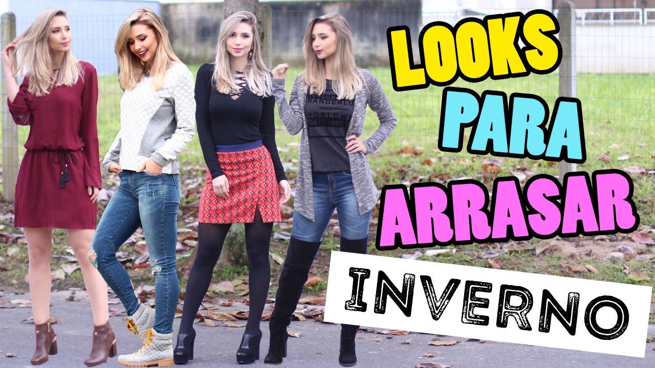 Dicas De Looks E Cosmeticos Para O Inverno Jana Taffarel Youtube
