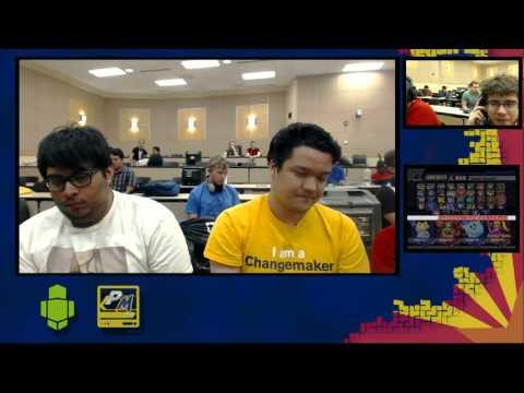 Arcadian 2016 Winners Finals: N8Senpai (Ness) & CHiP! (Kirby) vs Link (Zelda) & Blank (ZSS)