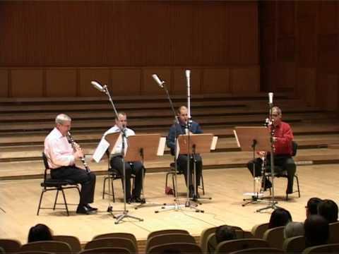 The Marriage of Figaro Mozart clarinet  quartet  Konick