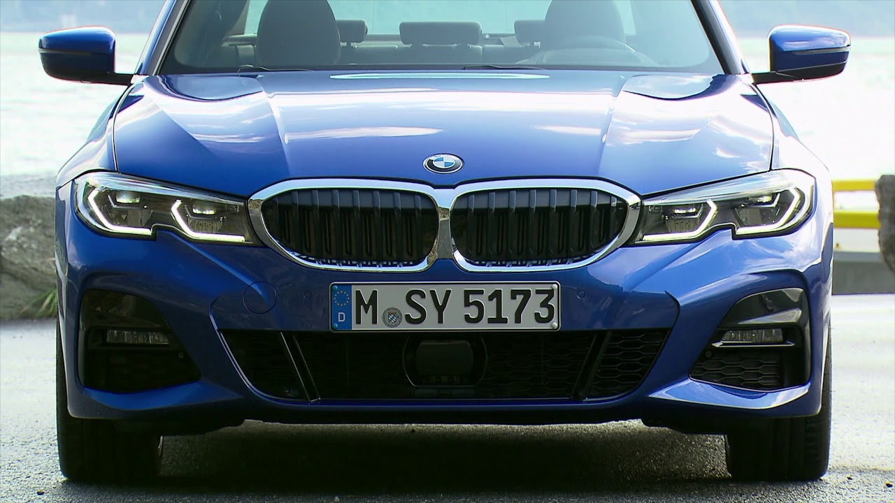 The Exterior Design Of The New 2019 Bmw 3 Series