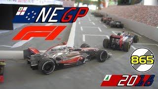 Formula 1 Stop Motion New England Grand Prix