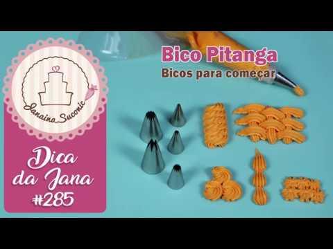 Dica da Jana #285 Bico Pitanga - Por Janaina Suconic