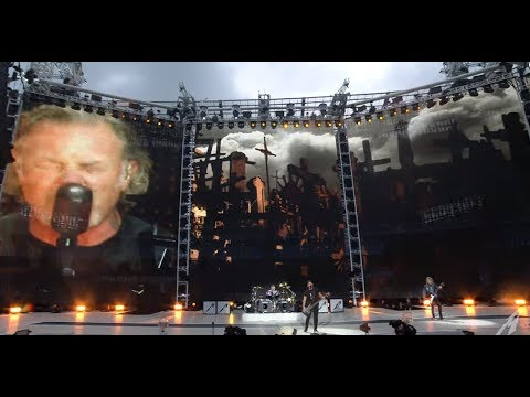 "Metallica ""The God That Failed"" in Germany - Arch Enemy's full show 2019 'Full Force Festival'"