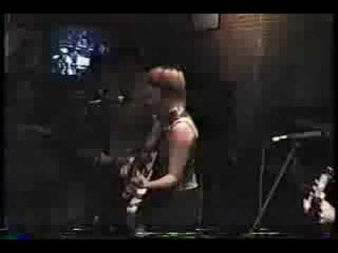 The Friggs Live @ Sleazefest 1998 - Bad Word
