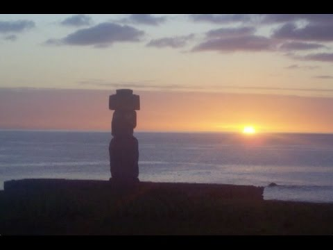 Hanga Roa, Rapa Nui (Easter Island) with music by Haumoana