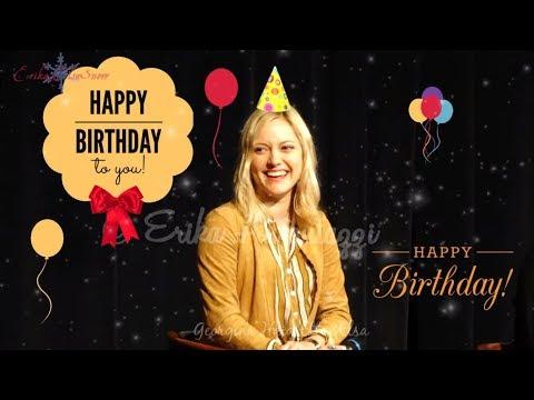Happy Birthday Georgina Haig  Making today a perfect day