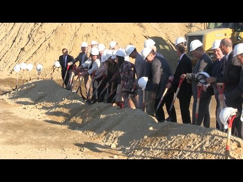 PCN Plymouth South High School Groundbreaking Ceremony