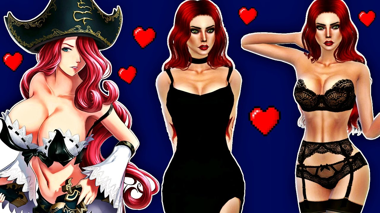miss fortune hot