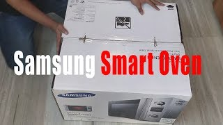 Samsung Smart Oven | CE117PC-B2/XTL | UNBOXING