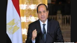 مصر تواجة  الارهاب  بفرض قانون الطوارئ 2019