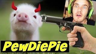 IS PEWDIEPIE A CLOSET VEGAN? (Warning: Strong Language)