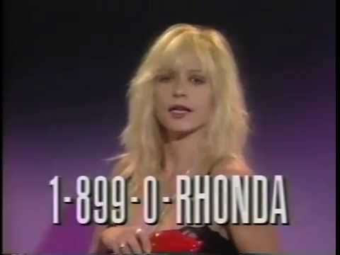 USA Up All Night 92 50 Rhonda Shear Hawaiian Tropics Bowling Special