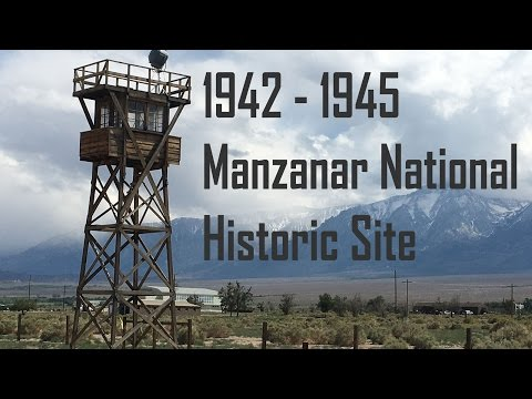 Manzanar National Historic Site - Lessons from history