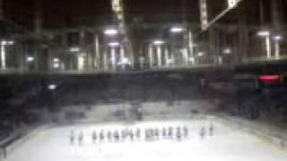 20.08.2008 HC Kometa BRNO vs. Třinec 5:2 - děkovačka