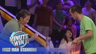 Pong To The Fourth | Minute To Win It - Last Duo Standing