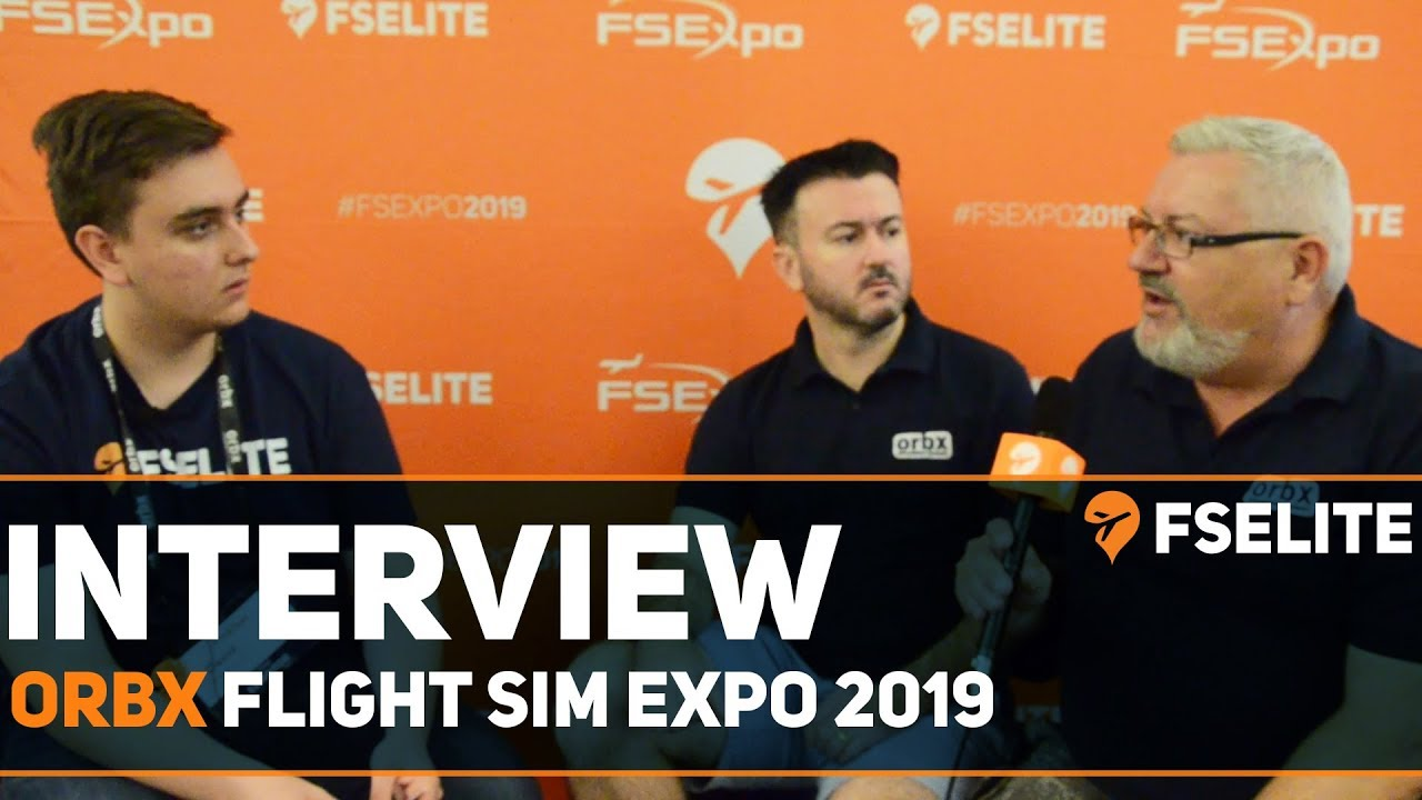 FSExpo 2019 | Interview With Orbx