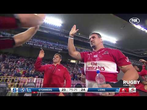 2018 Super Rugby Round 15: Stormers vs Lions