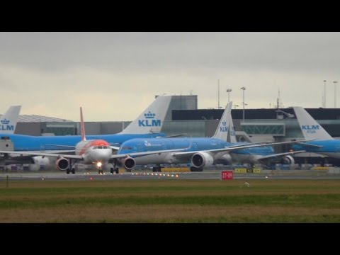 Amsterdam Schiphol Airport  Tower Air Traffic Control  ATC
