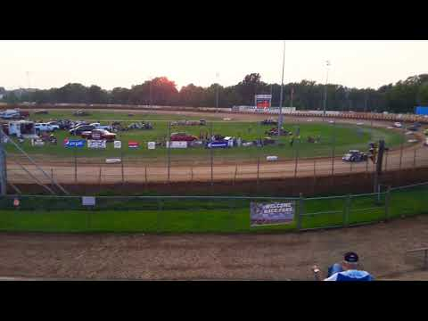 Angell Park Speedway Legends Feature 8/12/18