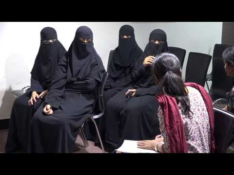 MUSLIM WOMEN Interviewed on THEIR LIVES IN ISLAM