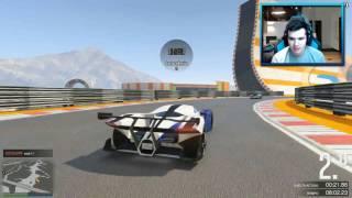 GTA 5 ONLINE | QUE JUGADA!! | CARRERA GTA 5 ONLINE