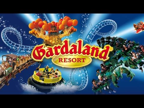 E' Gardaland - Canzone 2012 [G A R D A è Gardaland]