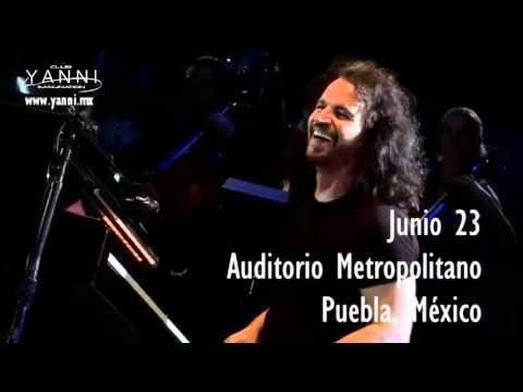 Yanni North American Tour En México