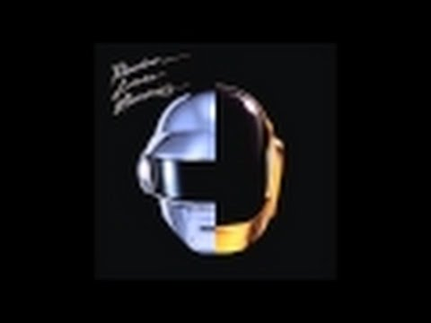Daft Punk Random Access Memories Album